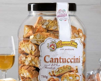 Cantuccini in vaso
