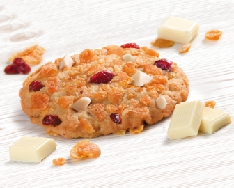 Cornflakes, Cranberries And White Chocolate g.215